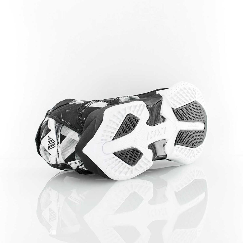 Boty K1X Anti Gravity Street tropical black white oahu2 ... 011510b44392