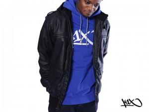 Bunda K1X Ride Till i Die PU Leather