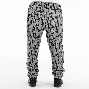 K1X Core Camo sweatpants dark grey3
