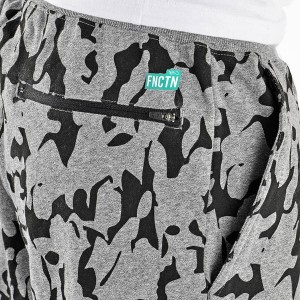 K1X Core Camo sweatpants dark grey4